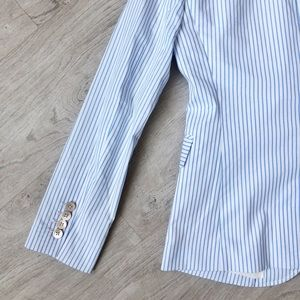 J. Crew Jackets & Coats - J.Crew Preppy Striped Regent Blazer!!